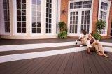 Decking hueco al aire libre 160mm*25m m (160H25) de WPC