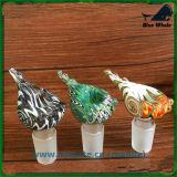 Tubo di fumo Americano-Europeo di vetro dell'acqua del commercio all'ingrosso del mercato Bw1-003