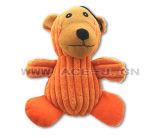 Игрушка плюша собаки больш объезжает сформированную обезьяной игрушку собаки секса любимчика пискливую