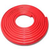Colore rosso non infiammabile del tubo flessibile del gas della macchinetta a mandata d'aria del PVC GPL (KS-916MQG)