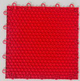 Poröser im Freien eislaufenbodenbelag-Allwetter- Gebrauch u. Hinterhof-eislaufenfußboden