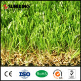 Preiswertes Outdoor Green Artificial Grass Carpet mit Fireproof Test