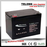 12V45ah Deep Cycle AGM Lead Acid Battery für UPS-Sonnensystem