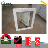 Blinds Insideの最上質PVC Casement Window