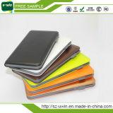 Geschenk-Feld Leahter Kreditkarte-Energien-Bank-Aufladeeinheit