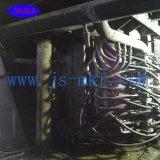 Fornalha elétrica usada de freqüência média de revestimento de aço