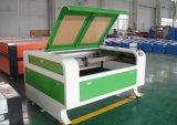 máquina de gravura do laser 3D para o acrílico de madeira da madeira compensada