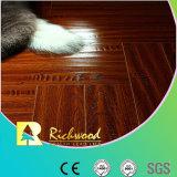 plancher insonorisant de Laminte de noix gravé en relief par AC3 de 8.3mm