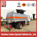 작은 연료 유조 트럭 5000L 기름 트럭 Rhd