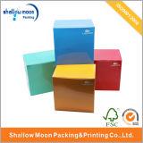 Горячим подгонянная сбыванием коробка подарка печатание картона коробки подарка