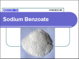 Polvere del benzoato di sodio del conservante di alimento dell'additivo alimentare