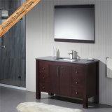 Cabinet de salle de bains moderne de vanité de salle de bains en bois Fed-1169 plein