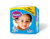 Couche-culotte de bébé de bande de Backsheet pp de PE avec le prix bas pour le bébé