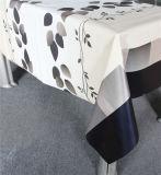 Técnicas no tejidas y mantel llano del PVC del estilo