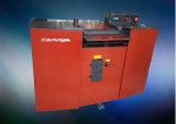 기계 (C420RC)를 만드는 이탈리아 Camoga 악대 칼 가죽 Spliting 사용된 단화
