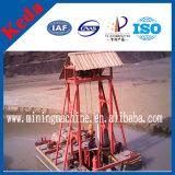 Draga sommergibile della pompa di sabbia del fiume di alta efficienza Kdsx200