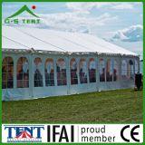 Bianco della tenda di riparo di Tente del partito del muro laterale del tetto della tela incatramata