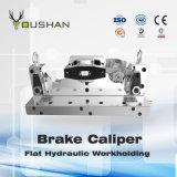 Workholding hidráulico para o compasso de calibre do freio