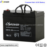 batteria profonda del AGM VRLA dell'intervallo di ciclo di 12V 200ah