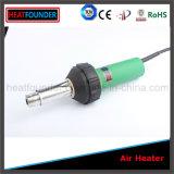 Сварочный аппарат горячего воздуха аттестации Ce Handheld