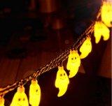 크리스마스 결혼식 새롭 년 동안 태양 에너지 30 LED 끈 빛 유령