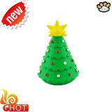 クリスマスのギフトペットおもちゃの天然ゴム犬のおもちゃ