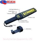 Metal detector portatile per l'entrata dell'esame della scuola