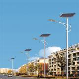 Doppi indicatori luminosi di via solari del braccio 6m 30W LED