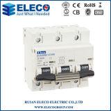 Hete Sale 2p Mini Circuit Breaker met Ce (ELB100H Series)