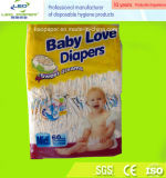 Papel descartável Soft Cheap Good Quality Baby Nappies