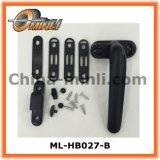 알루미늄 Windows와 (ML HB028 까만) 부속품으로 놓이는 문 손잡이