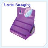Empacotamento corrugado cartão da caixa de papel da exposição (BP-BC-0010)