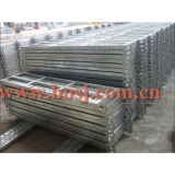 Construction Roll Forming Making Machineイランのための電流を通されたHole Type Scaffold Steel Planks