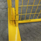 カナダMarketのための機密保護Temporary Fence