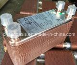 Cambiador de calor cubierto con bronce alta calidad de la placa