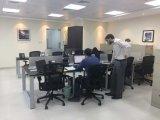 Estação de trabalho aberta personalizada mercado do escritório de Dubai (FOH-CWT1)