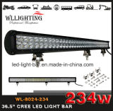 IP68 36 barra chiara doppia Wl-8024-234 (LED-LIGHT-BAR) di riga LED del CREE di pollice 234W