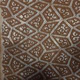 Tessuto del merletto del ciglio di cerimonia nuziale
