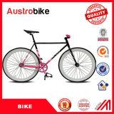 Le vélo fixe bon marché du vélo MTB de vitesse des nouveaux produits 700c de vitesse simple chaude de vélo à vendre avec du ce libèrent l'impôt