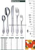 Kb dell'insieme di pranzo dell'acciaio inossidabile