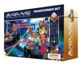 Rainbow Colors를 가진 교육 Kids Magnetic Toys Construction Set