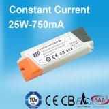 750mA konstante Stromversorgung des Bargeld-LED mit Energie 25W