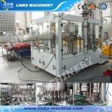 Máquina de rellenar del agua pura automática 3 in-1/máquina de rellenar del agua mineral