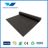 2mm Black EVA Underlay Carpet voor Laminate Flooring