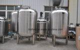 De sanitaire Tank van de Opslag van het Water van de Rang van het Voedsel van het Roestvrij staal