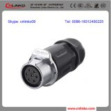 A venda superior 7pin IP68 Waterproof o conetor do conetor/Pin