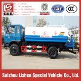 水まきカートのDongfeng高圧水トラック水タンカー輸送のスプリンクラーVeihcle