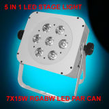 Drahtlose Ebene DMX512 herauf 15W Rgabw LED Weihnachtslicht