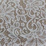 Tessuti di lavoro a maglia del cotone del merletto del ricamo per gli accessori degli indumenti