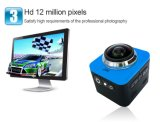 Cube360 резвится камера DV с 360A широкоформатным